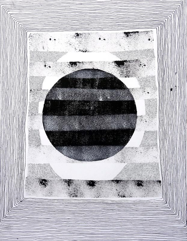 Landscape-2, 56x42 cm